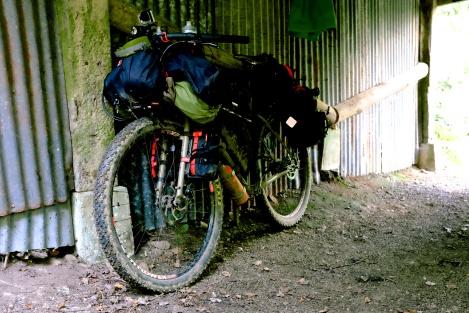 Bikeshacking 4